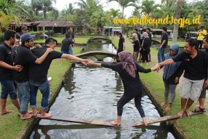 Outbound Training Jogja