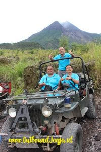 Paket Jeep Merapi