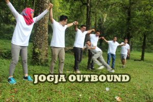 Outbound di Goa Pindul