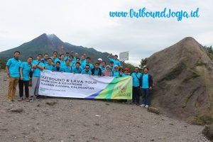 Lava Tour Merapi Outbound Jogja, Paket Outbound Jogja, Tempat Outbound di Jogja