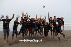 Outbound Parangtritis