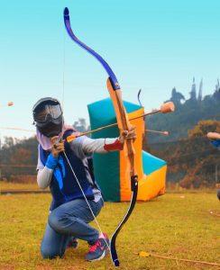 Paket Archery War Jogja Outbound Jogja, Paket Outbound Jogja, Tempat Outbound di Jogja