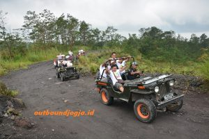 outbound lavatour merapi