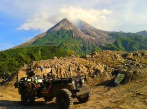 outbound lava tour merapi
