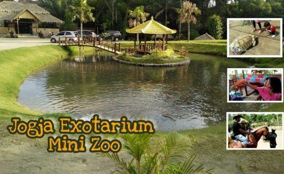 Paket Outbound Jogja Exotarium