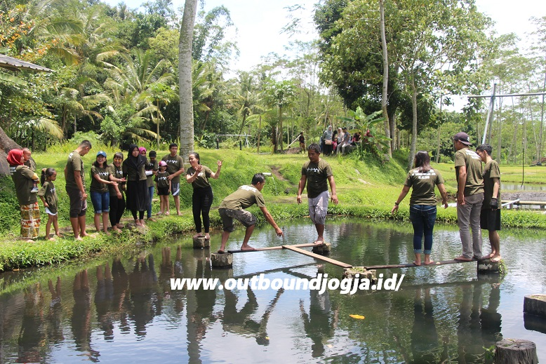 Outbound di Ledok sambi