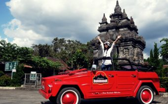 Paket VW Tour Borobudur