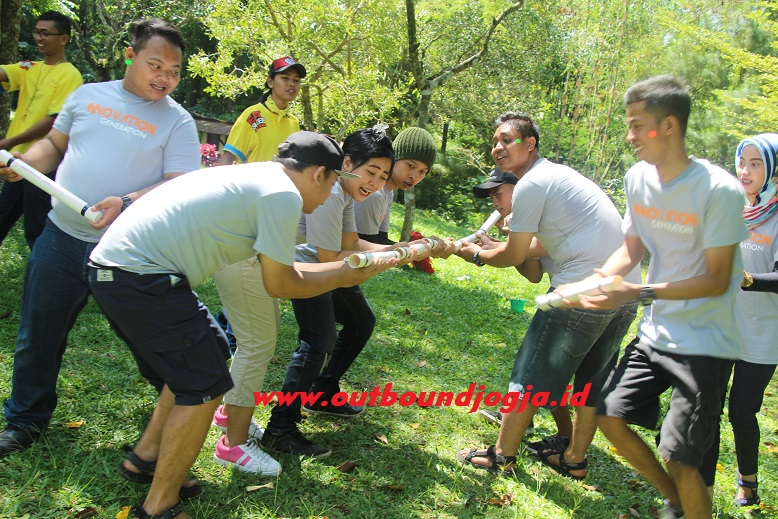 event organizer outbound jogja