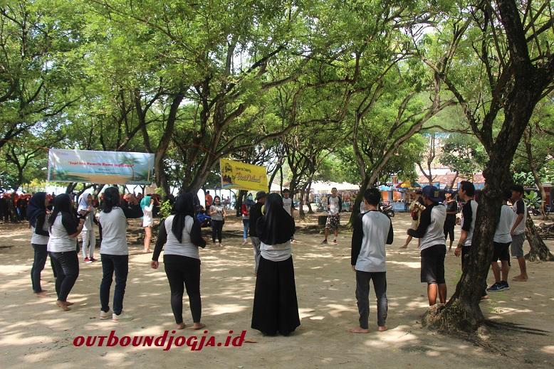 tempat outbound di bantul yogyakarta