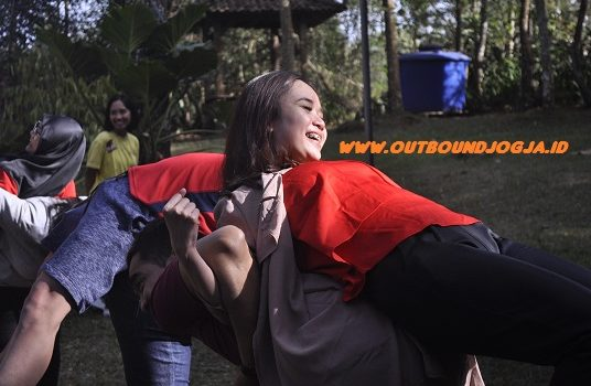 outbound di kulon progo