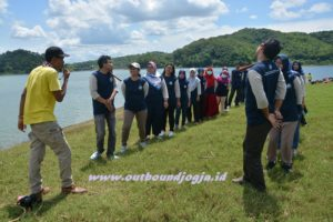 outbound di waduk sermo
