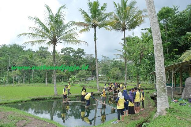 Outbound Live In Desa Wisata Jogja