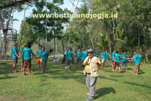 instruktur outbound jogja