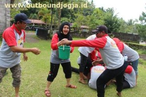 paket outbound kelor jogja