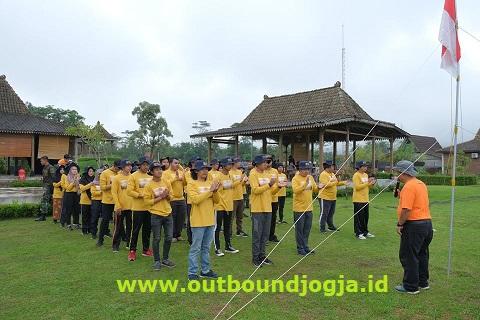 trainer outbound jogja unggulan
