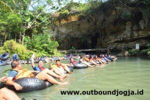 outbound di Goa Pindul