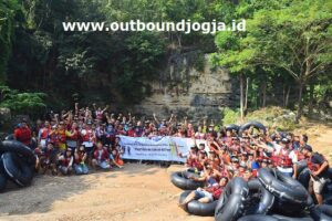 outbound di Goa Pindul Jogja