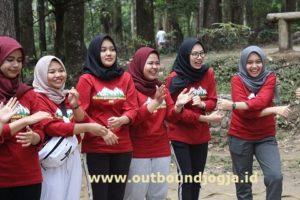 outbound training jogja unggulan