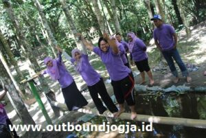 paket outbound di Goa Pindul I