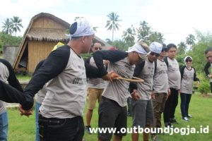 paket outbound training jogja