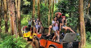 Wisata Jeep Nglinggo