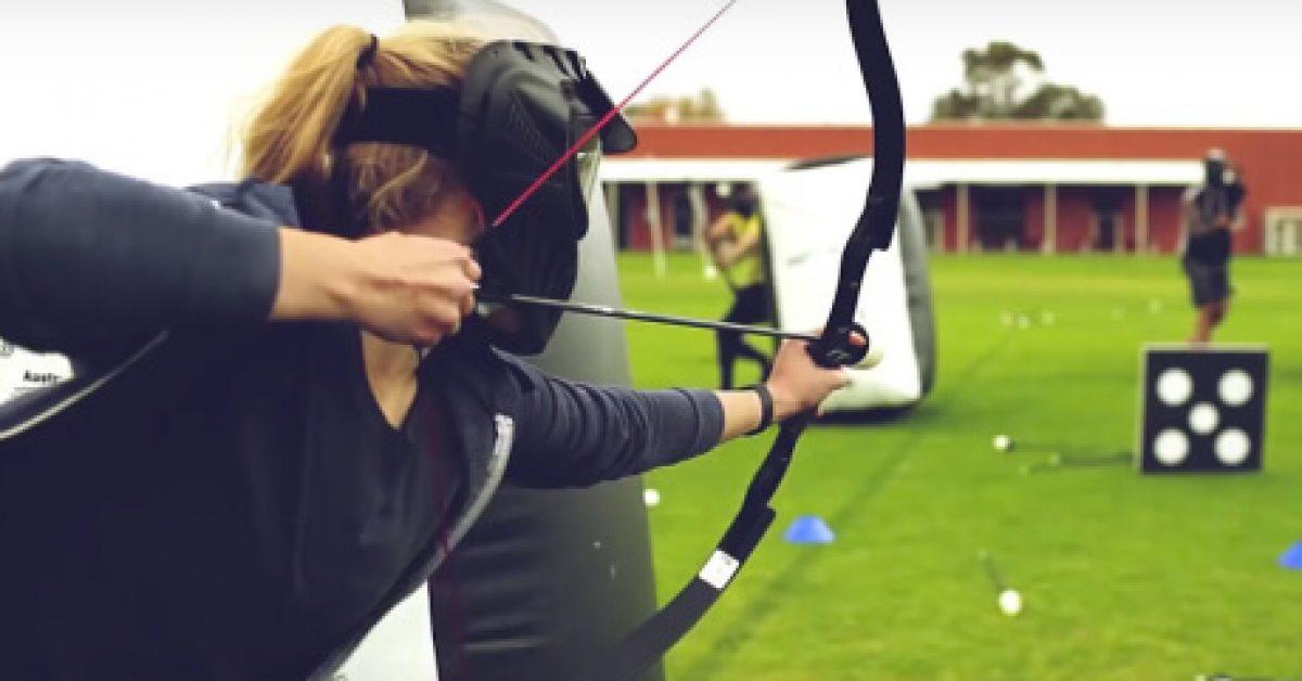 Archery Tag Jogja
