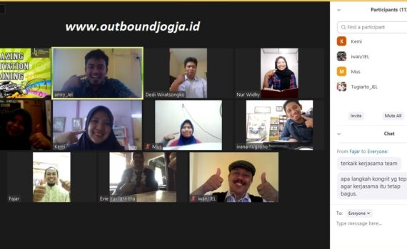 Virtual outbound jogja
