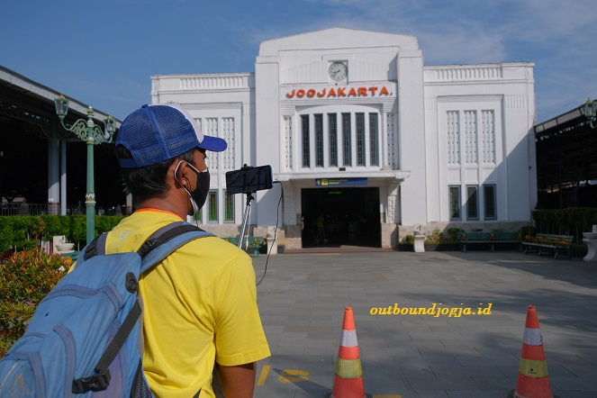 Virtual Amazing Race Outbound